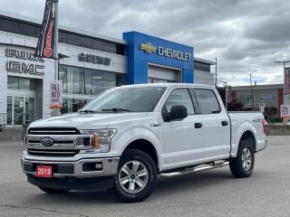 Used 2019 Ford F-150 XLT/4X4/SUPERCAB/RUNNING BOARDS/5.0LV8 for sale in Brampton, ON