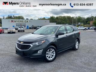Used 2019 Chevrolet Equinox LS  - Aluminum Wheels -  Apple CarPlay for sale in Orleans, ON