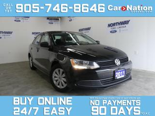 Used 2011 Volkswagen Jetta Sedan TRENDLINE | HEATED SEATS | AIR CONDITIONING for sale in Brantford, ON
