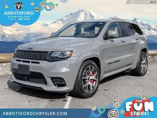 Used 2019 Jeep Grand Cherokee SRT  -  Navigation - $593 B/W for sale in Abbotsford, BC