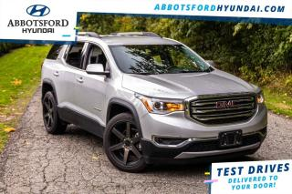 Used 2017 GMC Acadia SLE-2  -  Touch Screen - $196 B/W for sale in Abbotsford, BC