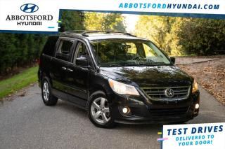Used 2009 Volkswagen Routan Highline for sale in Abbotsford, BC