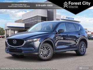 New 2021 Mazda CX-5 for sale in London, ON