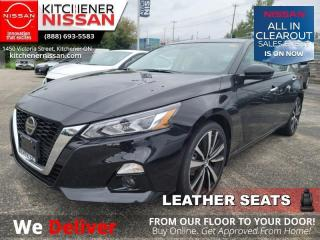 New 2021 Nissan Altima 2.5 Platinum  - Leather Seats - $226 B/W for sale in Kitchener, ON