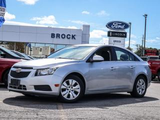 Used 2014 Chevrolet Cruze 1LT for sale in Niagara Falls, ON