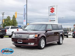 Used 2010 Ford Flex SEL AWD ~6 Passenger ~Heated Leather ~Power Roof for sale in Barrie, ON