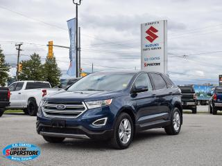 Used 2017 Ford Edge SEL AWD ~Nav ~Cam ~Heated Seats ~Bluetooth for sale in Barrie, ON