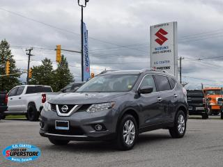 Used 2016 Nissan Rogue SV AWD for sale in Barrie, ON