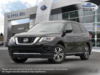 Used 2018 Nissan Pathfinder S for sale in Ottawa, ON