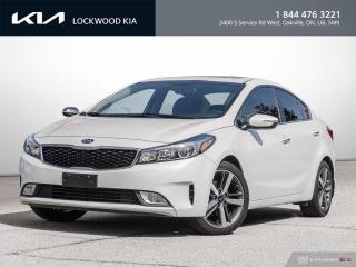 Used 2017 Kia Forte 4dr Sdn Auto EX+ - ONE OWNER | CLEAN CARFAX for sale in Oakville, ON