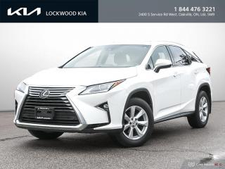 Used 2017 Lexus RX 350 CLEAN CARFAX | PREMIUM PKG | SUNROOF | LEATHER for sale in Oakville, ON