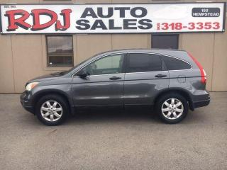 Used 2010 Honda CR-V LX ACCIDENT FREE,1 OWNER for sale in Hamilton, ON