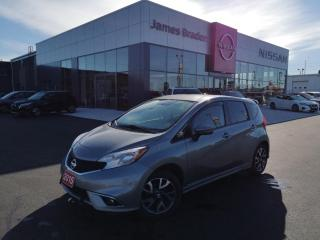 Used 2015 Nissan Versa Note SR for sale in Kingston, ON