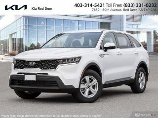 New 2021 Kia Sorento LX+ for sale in Red Deer, AB