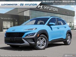 New 2022 Hyundai KONA Essential for sale in Lloydminster, SK