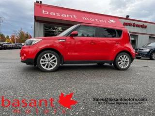 Used 2019 Kia Soul EX, Backup Cam, Fuel Efficient, Heated Seats!! for sale in Surrey, BC