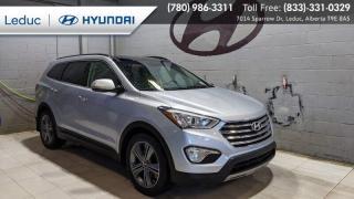 Used 2015 Hyundai Santa Fe XL Limited for sale in Leduc, AB