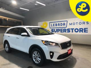 Used 2019 Kia Sorento AWD * 7 Passenger * Heated Leather Seats * Hands Free Calling * Android Auto * Apple Car Play * Back Up Camera *  Heated Steering Wheel *   Eco/Sport/ for sale in Cambridge, ON