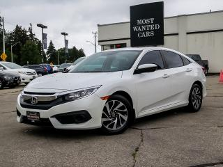 Used 2017 Honda Civic EX | SUNROOF | ALLOYS | LANE WATCH CAMERA for sale in Kitchener, ON