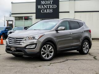 Used 2015 Hyundai Santa Fe AWD | SPORT LIMITED | NAV | LEATHER | PANO SUNROOF for sale in Kitchener, ON