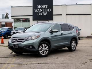Used 2013 Honda CR-V EX | SUNROOF | CAMERA | ALLOYS | HEATED SEATS for sale in Kitchener, ON