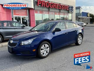 Used 2012 Chevrolet Cruze LS Automatic! Great on Gas!! for sale in Sarnia, ON