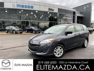 Used 2017 Mazda MAZDA5 GS / 6 passagers for sale in Gatineau, QC