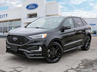 New 2021 Ford Edge ST for sale in Winnipeg, MB