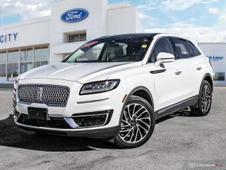 Used 2020 Lincoln Nautilus RESERVE for sale in Winnipeg, MB