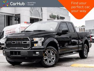 Used 2016 Ford F-150 XLT 4WD SuperCab 145'' Navigation Backup Camera EcoBoost for sale in Thornhill, ON