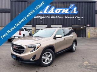 Used 2018 GMC Terrain SLE Diesel, Navigation, Sunroof, Heated + Power Seats, Power Liftgate & Much More! for sale in Guelph, ON