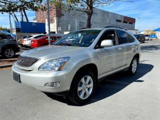 Used 2007 Lexus RX 350 5A for sale in Richmond, BC