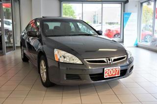 Used 2007 Honda Accord Sedan SE 5sp at for sale in Burnaby, BC