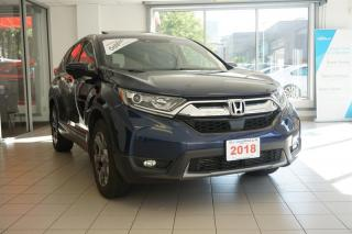 Used 2018 Honda CR-V EX-L AWD for sale in Burnaby, BC