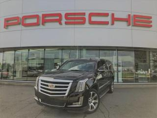 Used 2019 Cadillac Escalade ESV Luxury for sale in Langley City, BC