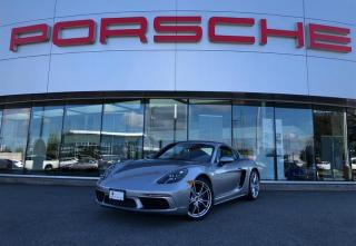 Used 2017 Porsche 718 Cayman PDK for sale in Langley City, BC