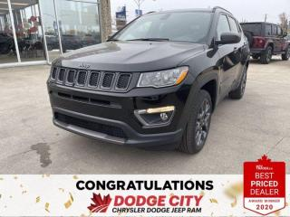 New 2021 Jeep Compass 80th Anniversary- 4WD, Remote Start, Htd.Seats/Wheel for sale in Saskatoon, SK