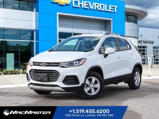 New 2022 Chevrolet Trax LT TURBO | AWD | REMOTE START | CONVENIENCE PKG | REAR VISION CAMERA | HEATED SEATS for sale in London, ON