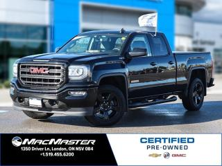 Used 2019 GMC Sierra 1500 Limited for sale in London, ON