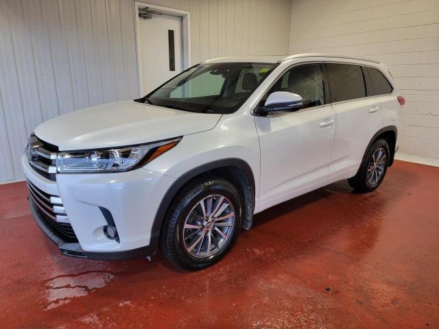 2018 Toyota Highlander XLE AWD
