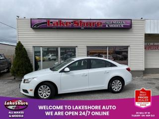 Used 2011 Chevrolet Cruze LT Turbo w/1SA for sale in Tilbury, ON