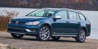 Used 2018 Volkswagen Golf Alltrack COMFORTLINE for sale in Halifax, NS