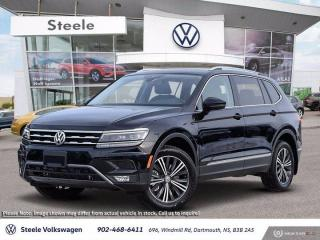 New 2021 Volkswagen Tiguan Highline for sale in Dartmouth, NS