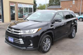 Used 2019 Toyota Highlander XLE for sale in Brampton, ON