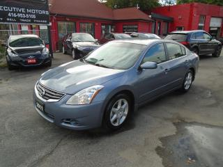 Used 2011 Nissan Altima 2.5/ LOW KM /. A/C / PUSH START / ALLOYS / PWR GRP for sale in Scarborough, ON