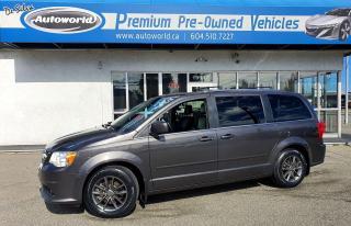 Used 2017 Dodge Grand Caravan Premium Plus *Nav, Rear DVD, Dual Power Doors* for sale in Langley, BC