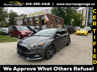 Used 2016 Ford Focus ST for sale in Guelph, ON
