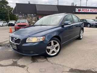 Used 2011 Volvo S40 AUTO SAFETY SUNROOF LOW KM NOACCIDENT for sale in Oakville, ON