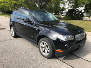 Used 2010 BMW X3 28i,AWD,LEATHER,PANO SUNROOF,NO ACCIDENTS for sale in Burlington, ON