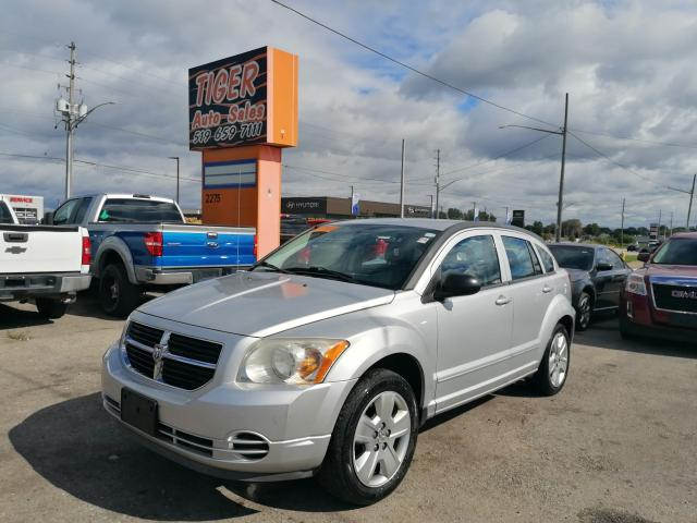 2009 Dodge Caliber SXT**AUTO**ONLY 154KMS**RUNS WELL**AS IS SPECIAL